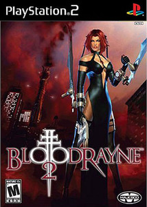 Bloodrayne 2 - PS2 Game