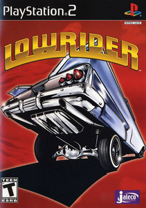 Lowrider - PS2 Game