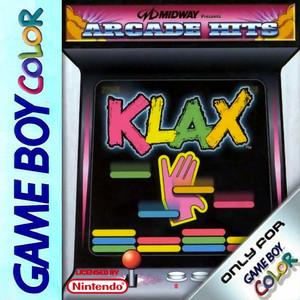 KLAX - Game Boy Color Game