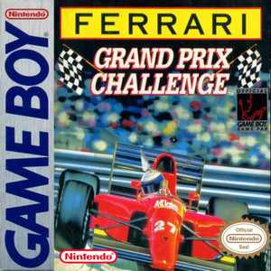 Ferrari Grand Prix Challenge - Game Boy Game