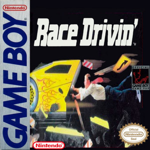 Race Drivin' - Game Boy Game