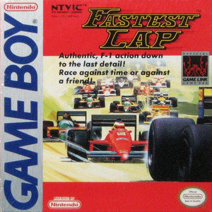 Fastest Lap - Game Boy Game