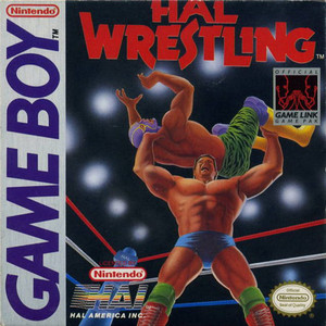 HAL Wrestling - Game Boy Game