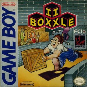 Boxxle II (2) - Game Boy Game