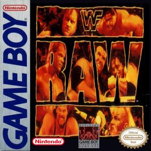 WWF RAW - Game Boy Game