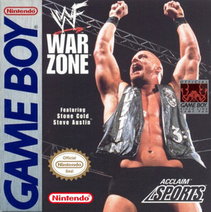 WWF War Zone - Game Boy Game