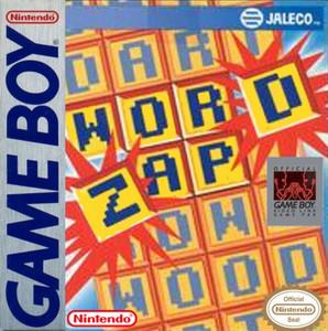 Word Zap - Game Boy Game