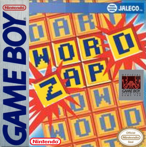 Word Zap - Game Boy Game