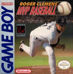 Roger Clemens' MVP Baseball - Game Boy Game