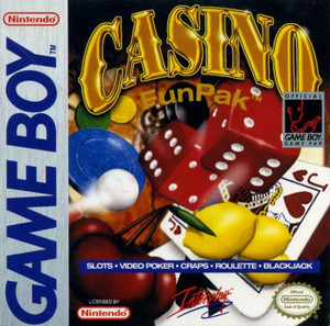 Casino FunPak - Game Boy Game