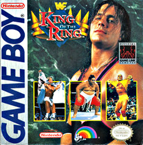 WWF King of the Ring - Game Boy Game
