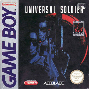 Universal Soldier - Game Boy Game