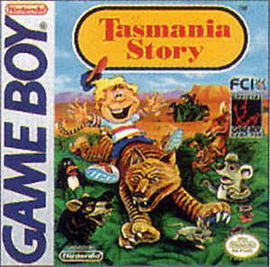Tasmania Story - Game Boy Game