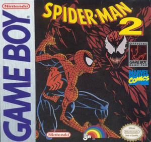 Spider-Man 2 - Game Boy Game