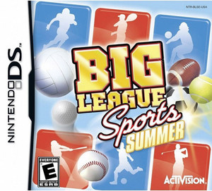 Big League Sports Summer - DS Game