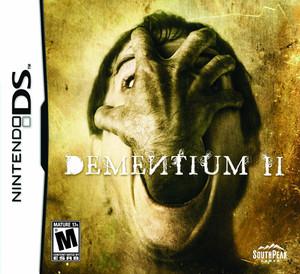 Dementium II (2) - DS Game