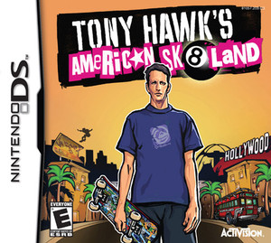 Tony Hawk's American Skateland - DS Game
