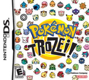 Pokemon Trozei - DS Game