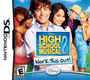 High School Musical 2 Work This Out - DS Game