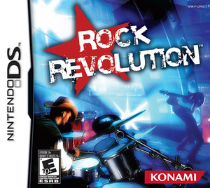 Rock Revolution - DS Game