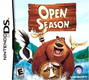 Open Season - DS Game