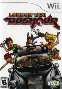 London Taxi Rush Hour - Wii Game