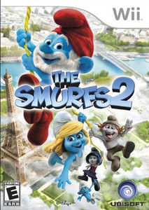 Smurfs 2, The - Wii Game