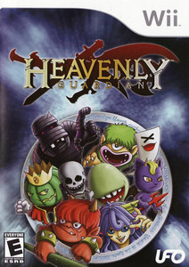 Heavenly Guardian - Wii Game
