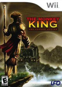 Monkey King, The - Wii Game
