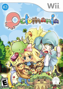 Octomania - Wii Game