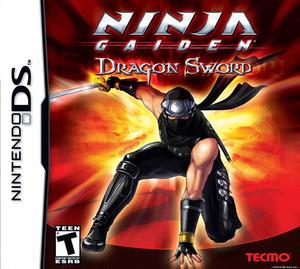 Ninja Gaiden Dragon Sword - DS Game