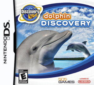 Discovery Kids Dolphin Discovery - DS Game