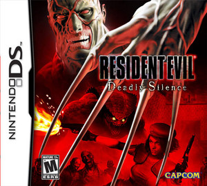 Resident Evil Deadly Silence - DS Game