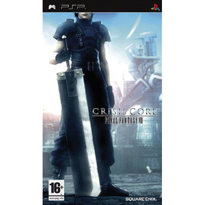 Crisis Core Final Fantasy VII (7) - PSP Game