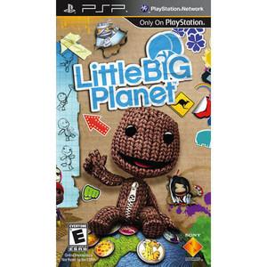 Little Big Planet - PSP Game
