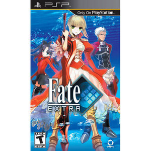 Fate Extra - PSP Game