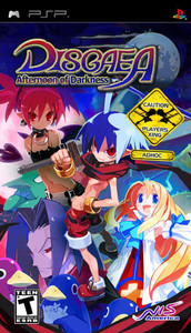 Disgaea Afternoon of Darkness - PSP Games