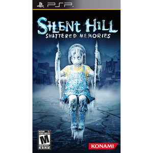 Silent Hill Shattered Memories - PSP Game