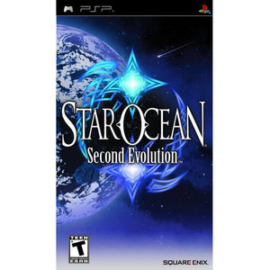 Star Ocean Second Evolution - PSP Game
