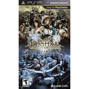 Dissidia 012 Final Fantasy - PSP Game