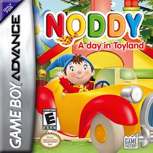 Noddy A Day in Toyland - Game Boy Advance Game