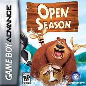 Open Season - Game Boy Advance Game