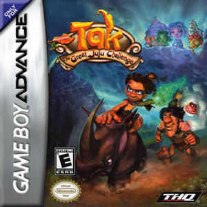 Tak the Great Juju Challenge - Game Boy Advance Game