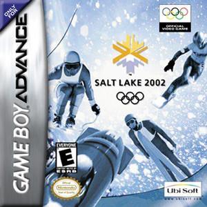 Salt Lake 2002 - Game Boy Advance Game