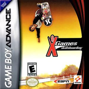 ESPN X Games Skateboarding - Game Boy Advance Game