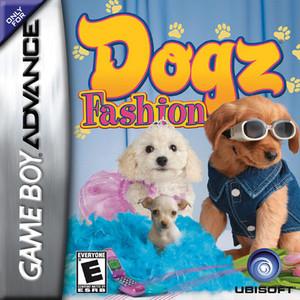 Dogz Fashion - Game Boy Advance Game