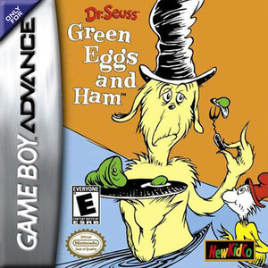 Green Eggs and Ham - Game Boy Advance Game