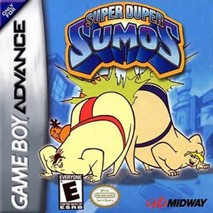 Super Duper Sumos - Game Boy Advance Game