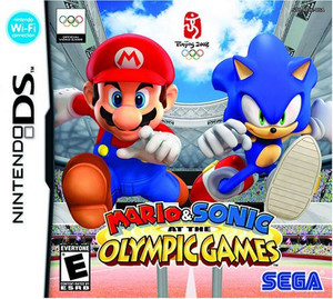 Mario and Sonic at the Olympic Games