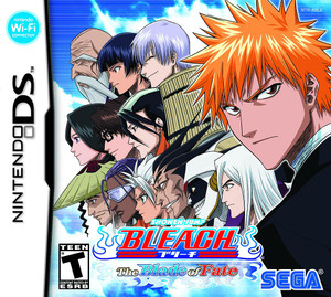 Bleach Blade of Fate - DS Game